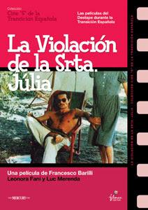 La violación de la señorita Julia
