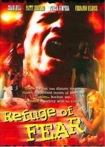 Portada de la edición norteamericana en Dvd de la película