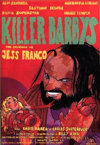 Killer Barbys-poster