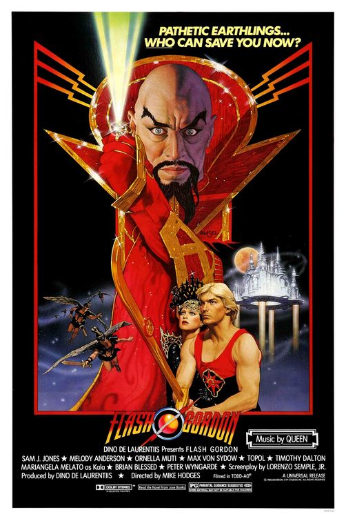 Flash Gordon | La abad...
