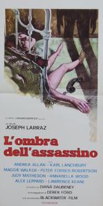 Cartel italiano de Violación ¿y...?.