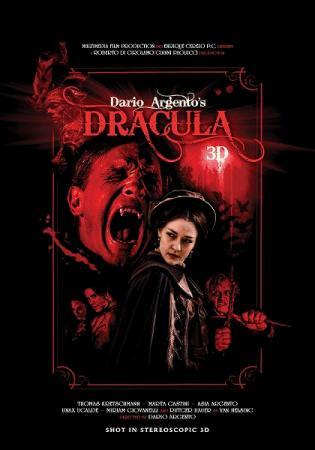 Dracula 3D POSTER 2