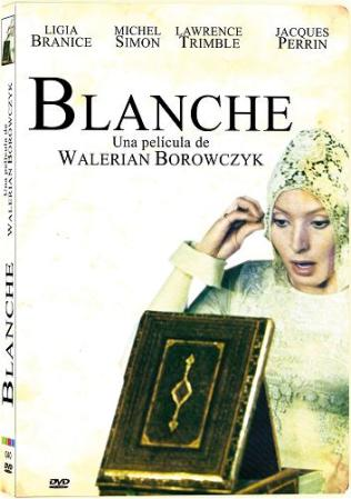 3d blanche