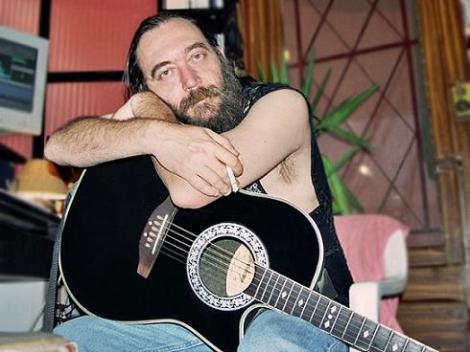 Josep durante su época de compositor.