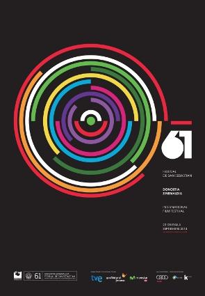 01 Zinemaldi 61 edicion cartel oficial