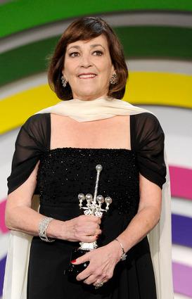 Carmen Maura, uno de los Premios Donostia 2013.