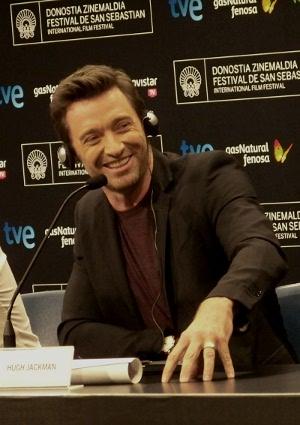 Hugh Jackman, el otro Premio Donostia 2013.