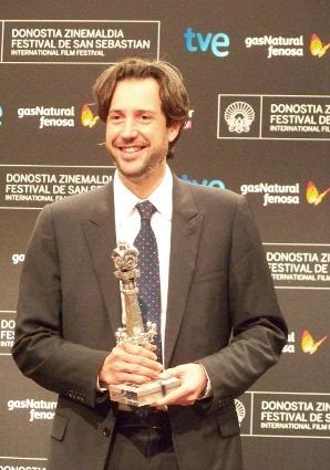 """Antonin Baudry se alzaría con el Premio del Jurado al Mejor Guion por su libreto para """"Quay d'Orsay""""."""