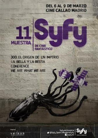 Syfy Film Showcase 11th edition ok baja