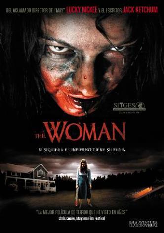 the woman preposter