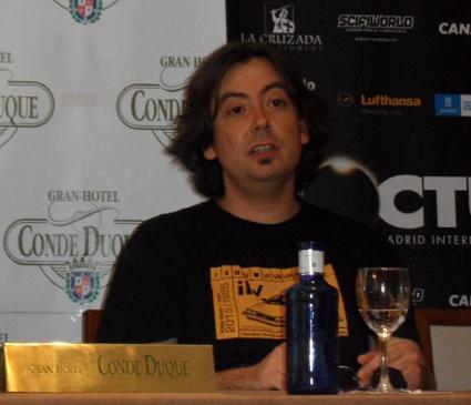 Luis M Rosales rueda de prensa