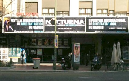 01 - Cines Palafox sede del Nocturna fin