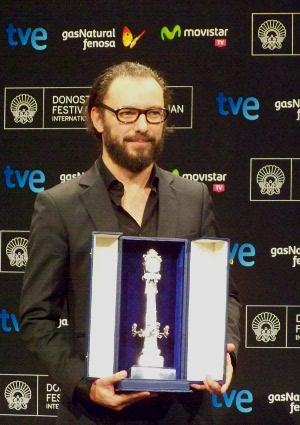 """Michaël R. Roskam, ganador del galardón al Mejor Guion por """"The Drop"""""""