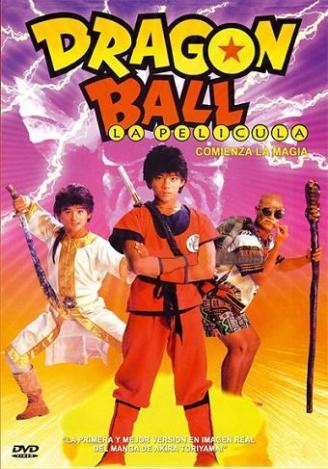 Dragon Ball Comienza la Magia Poster