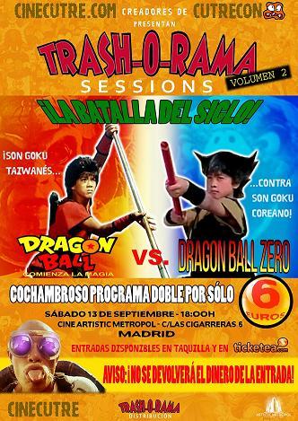 TrashoRama II Poster