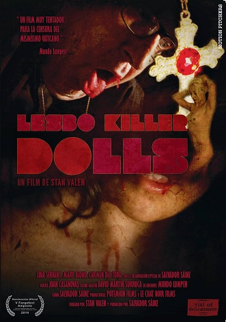 frontal Lesbo Killer Dolls