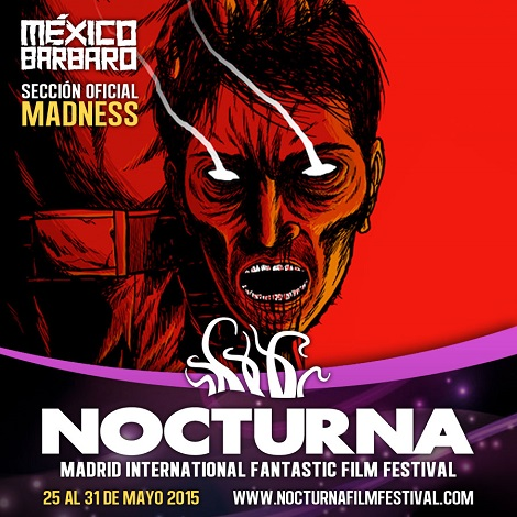 MEXICO BARBARO SECCION OFICIAL MADNESS