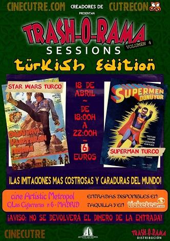Trashorama 4 Poster
