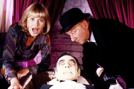 THE MONSTER CLUB, Britt Ekland, Richard Johnson, Donald Pleasance, 1980