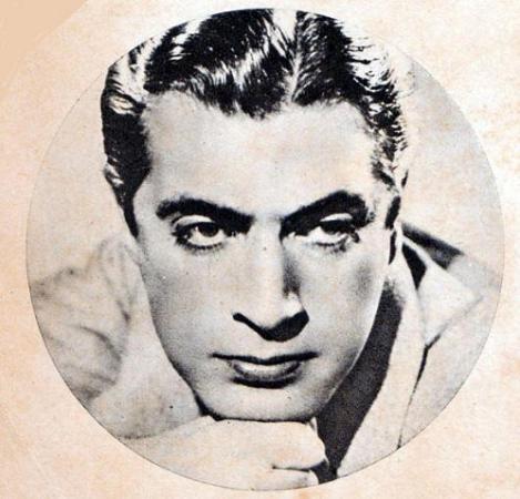 Antonio Casal en una foto promocional de la época.