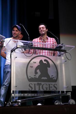 """Alexandre Bustillo y Julien Maury, directores de """" """"."""