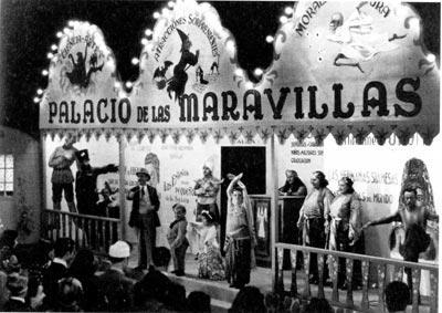 """""""El Palacio de las Maravillas""""."""