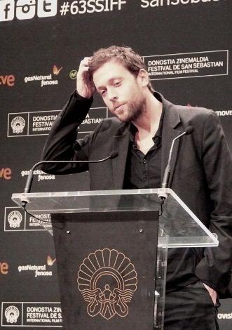 """03 Concha de Plata mejor director Joachim Lafosse por """"Les Chevaliers Blancs"""" fin"""