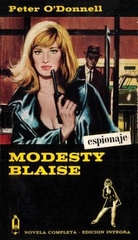 Peter ODonnell_Modesty Blaise (GP) a