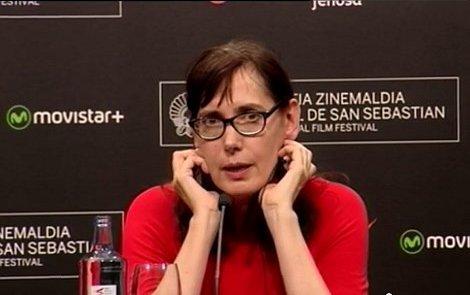 "Lucile Hadzihalilovic, directora de ""Evolution""."