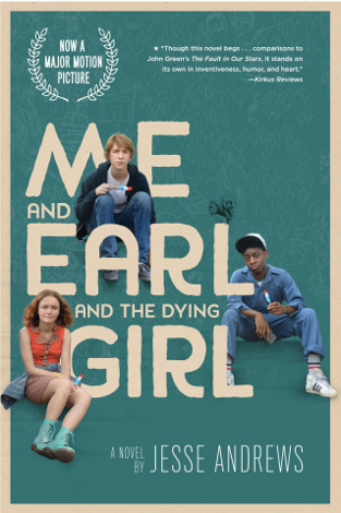 dia 2-3 Me and earl and the dying girl poster fin