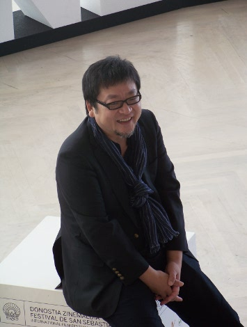 "Mamoru Hosada, director de ""The Boy and the Beast""."