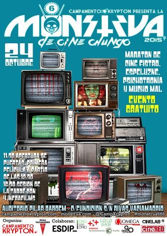 Monstrua_de_cine_chungo_2015_Poster