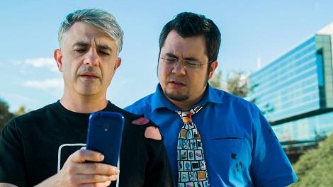 Paco Fox y Miguel Angel Aijon