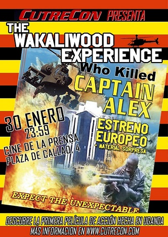 The Wakaliwood Experience