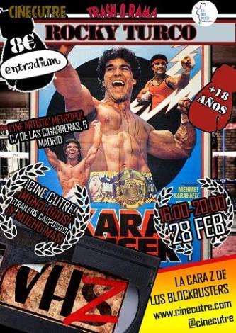 VHZ Deportivo Poster