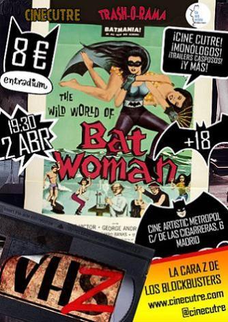 Poster VHZ Edicion Batman