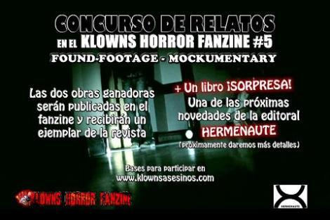 Banner Concurso de relatos KHF#5