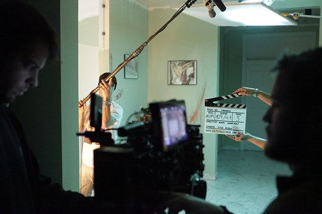 Framed Shooting