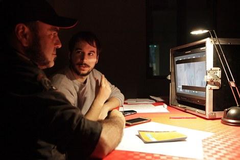 Marc Carreté y Marc Martínez Jordán.