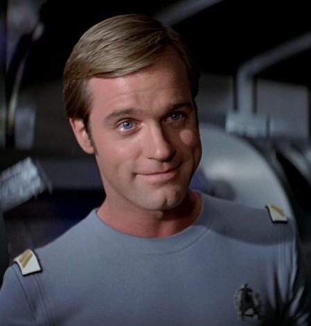 Will Decker, el sustituto de Kirk al mando de la Enterprise.