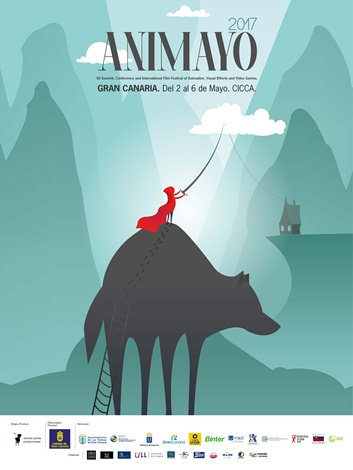 Cartel FINAL ANIMAYO GRAN CANARIA 2017