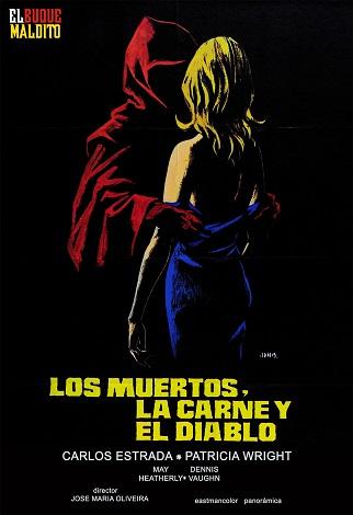 Los muertos, la carne y el Diablo (DVD)