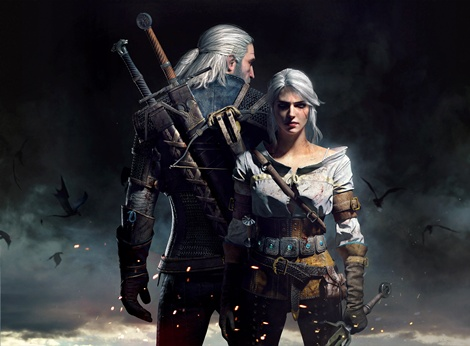 The_Witcher_3_Wild_Hunt_Geralt&Ciri