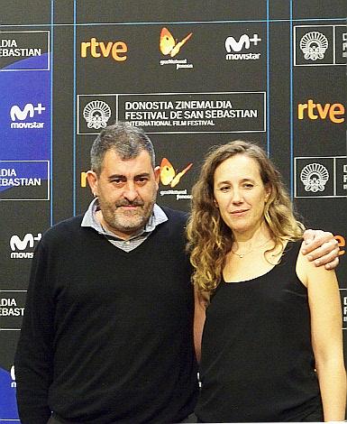 P 17 Premio de la Industria aTelmo Esnal por Dantza