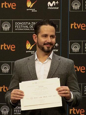P 17 Premio de la Industria Cine en Construccion a