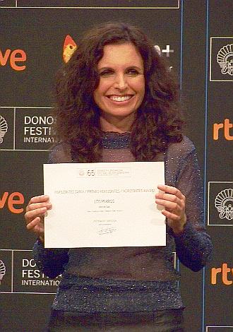 P 17 Premio Horizontes a Marcela Said por Los Perros