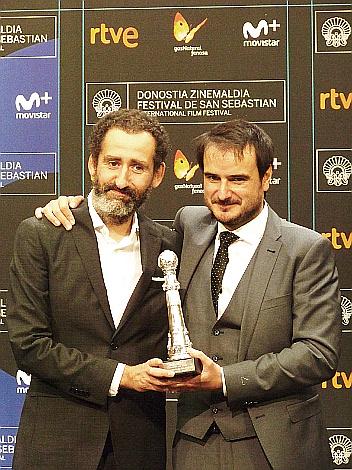 P 17 Premio Jurado Handia de Jon Garaño y Aitor Arregi