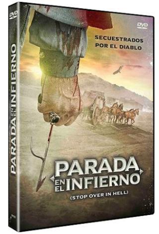 catátula dvd español_Parada en el infierno