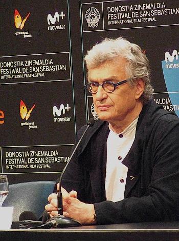 DIa 1 Submergence director Wim Wenders en rueda de prensa