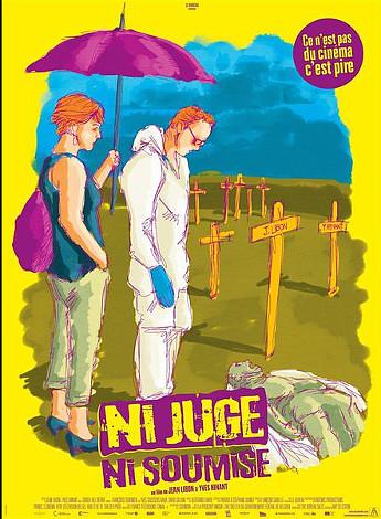 Dia 2 Ni juge ni soumise poster del film